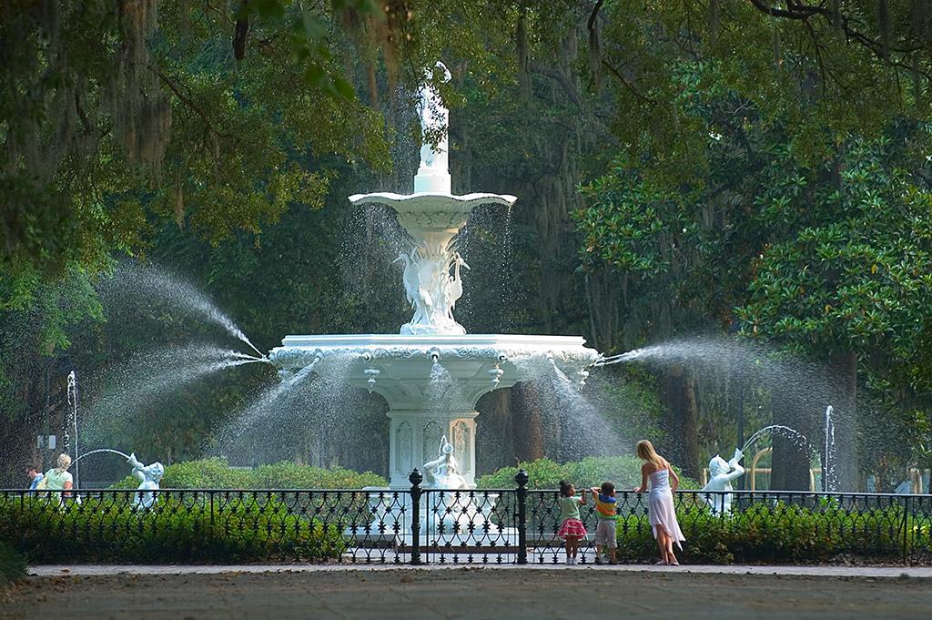 Photo provided courtesy of Visit Savannah.